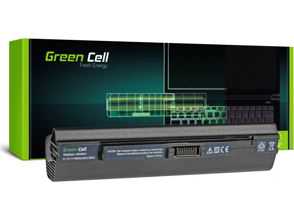 Batéria do notebooku Acer Aspire One 531h 751h 11.1V 9 cell