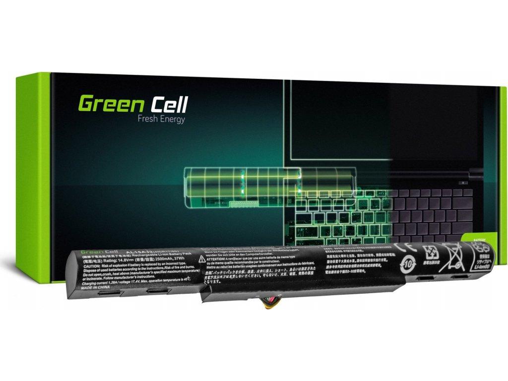 Batéria do notebooku Acer Aspire E5-573 E5-573G E5-573TG V3-574 V3-574G TravelMate P277