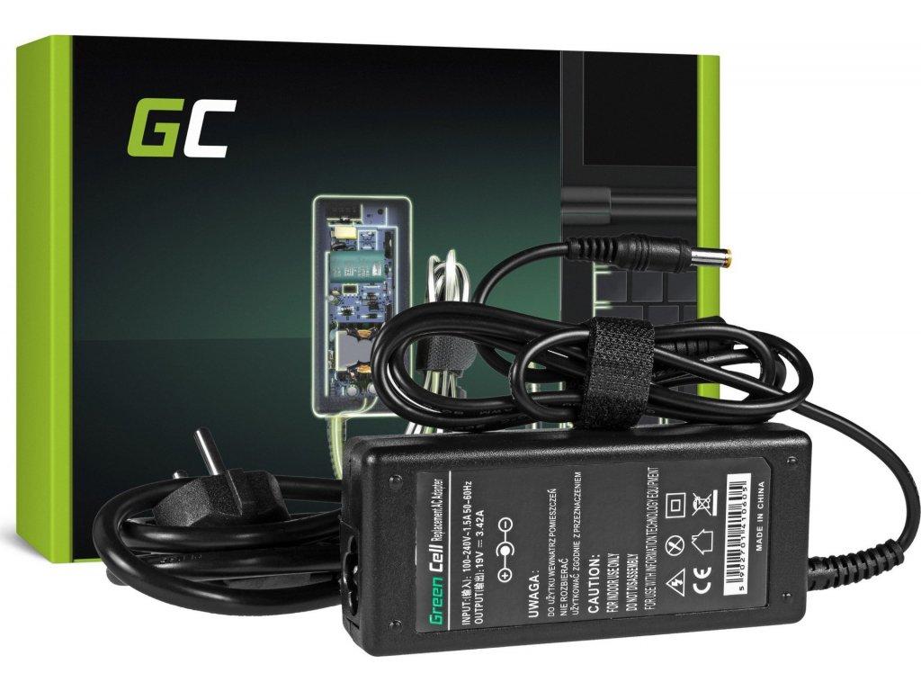 Nabíjačka na notebook  Acer Aspire 1640 4735 5735 6930 7740 Aspire One 19V 3.42A