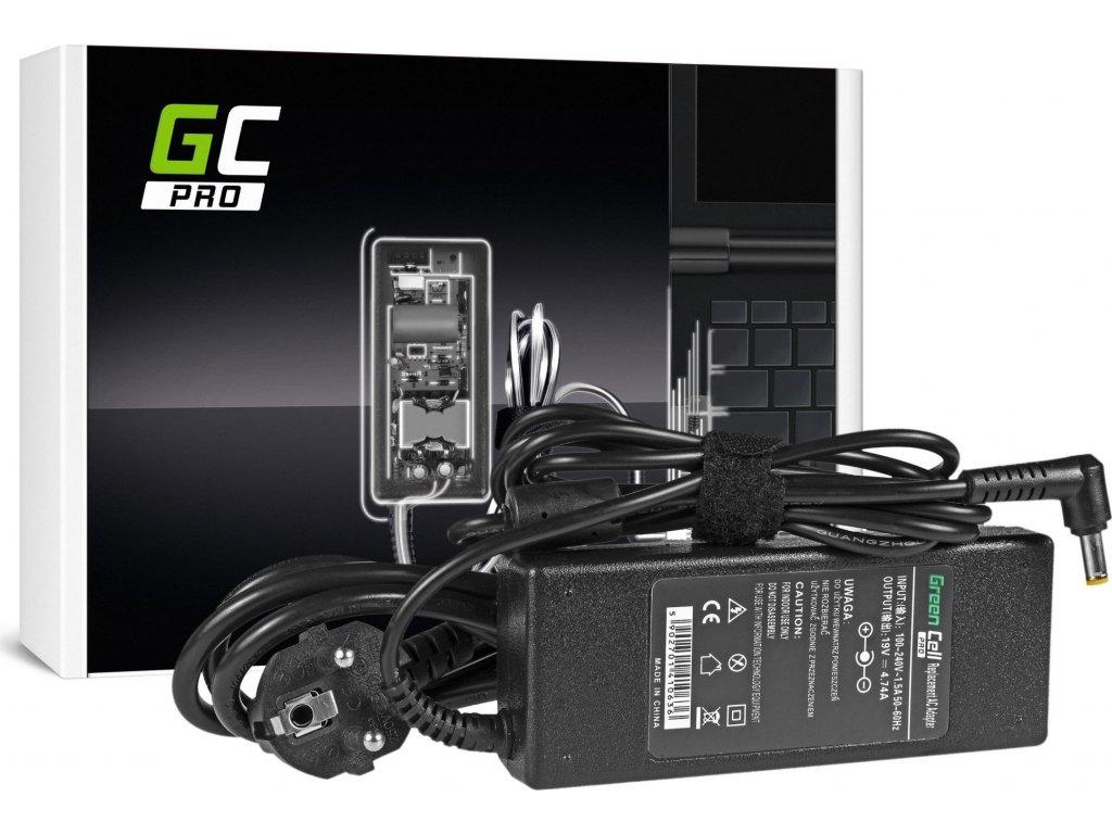 Green Cell Pro Nabíjačka na notebook Acer 5730Z 5738ZG 7720G 7730 7730G 19V 4.74A