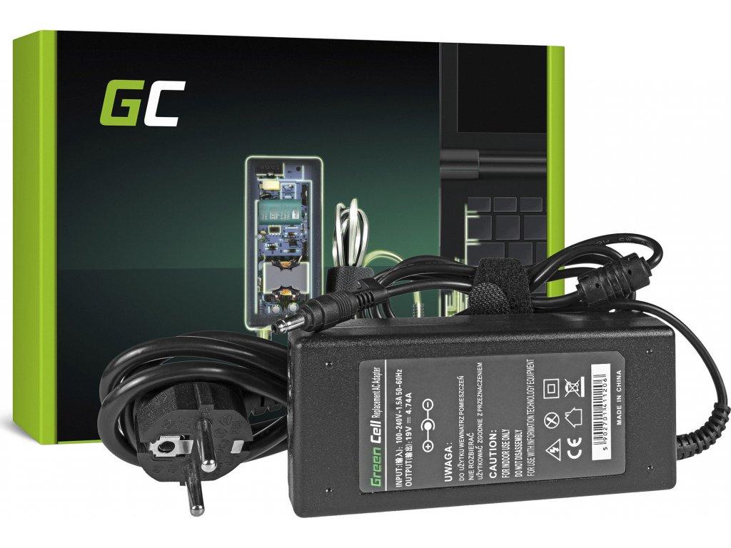 Nabíjačka na notebook Compaq Presario V6100 V6200 Pavilion DV6200 DV6300 DV6500 DV9000 19V 4.74A