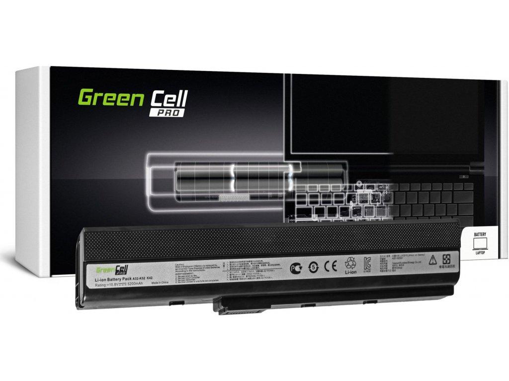 Batéria do notebooku Asus K52F K52J K52N K42F B53 N82 A32-K52 10.8V 6 cell