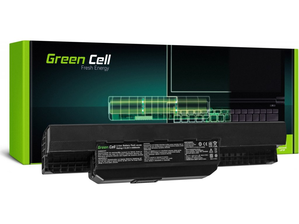 Batéria do notebooku Asus A43 A53 K43 K53 X43 A32-K53 A42-K53 11.1V 6 cell