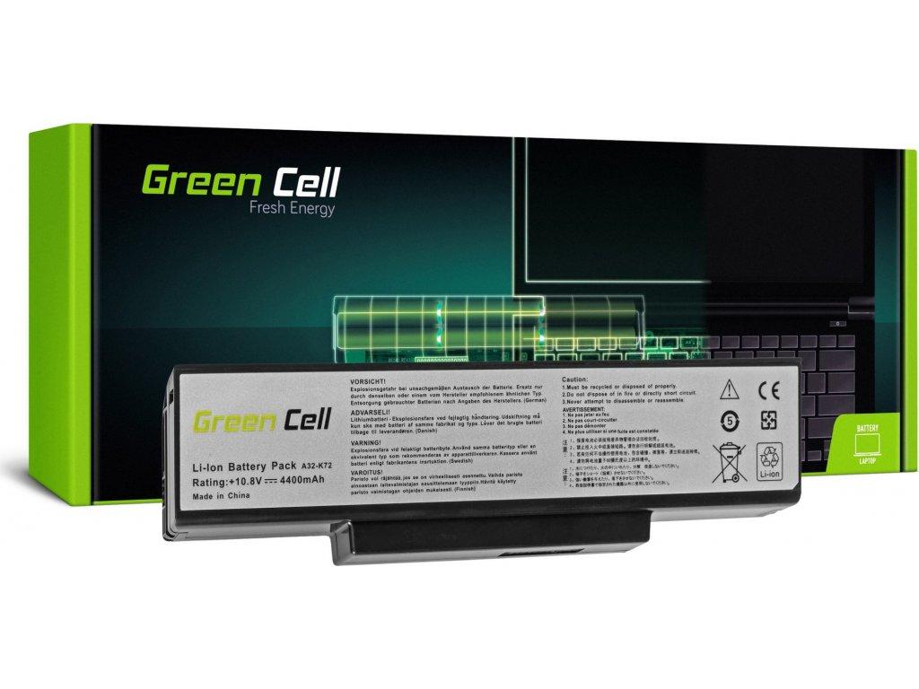 Batéria do notebooku Asus K72 K73 N71 N73 10.8V 6 cell