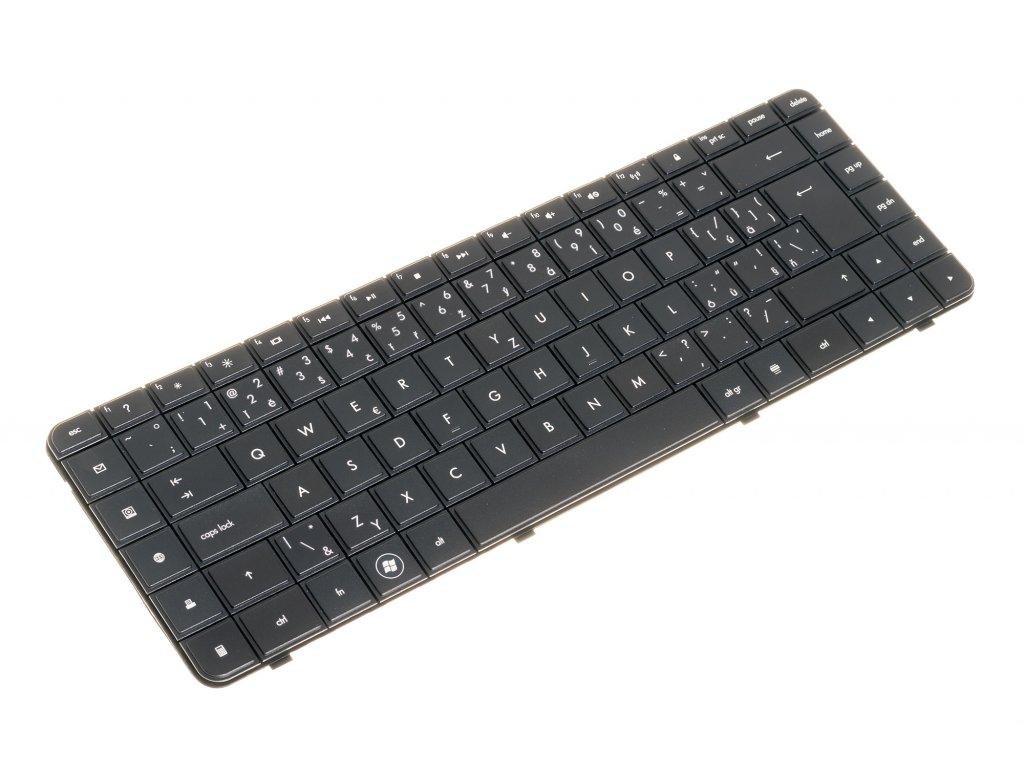 Klávesnica HP Compaq CQ56 CQ62 G56 G62 čierna SK CZ 6