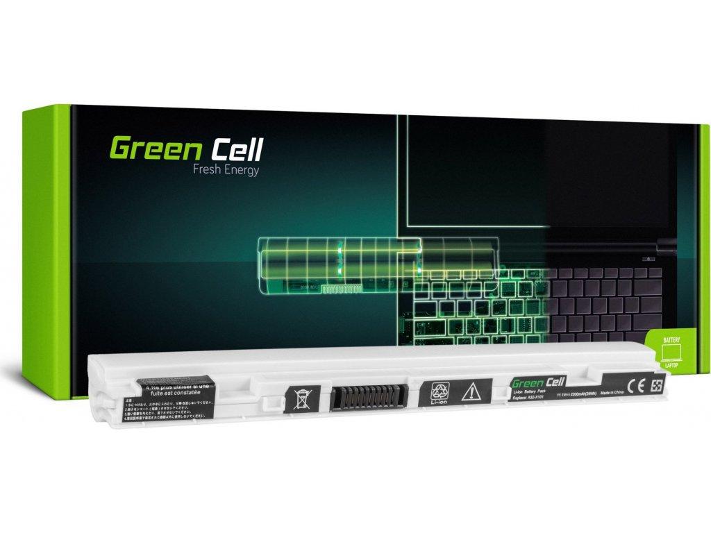 Batéria do notebooku Asus X101C X101H A32-X101 10.8V 3 cell BIAŁA