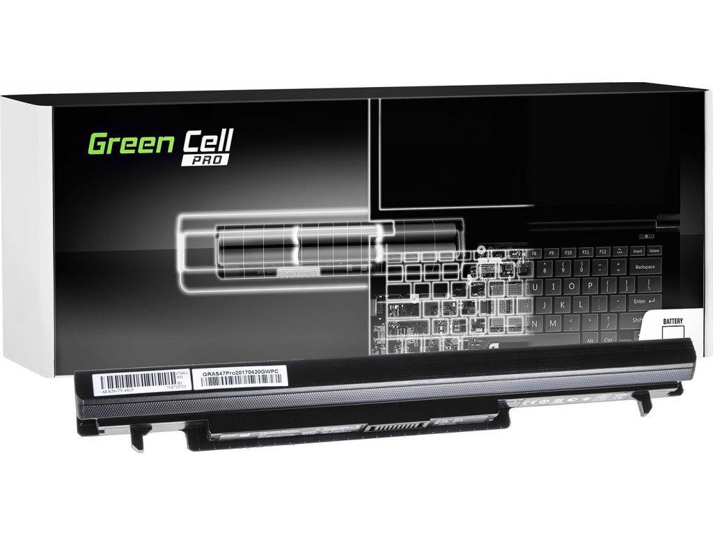 Batéria do notebooku Asus K56 K56C K56CA K56CB K56CM S56 S56C