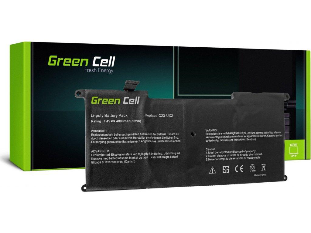 Batéria do notebooku Asus ZenBook UX21 UX21A UX21E