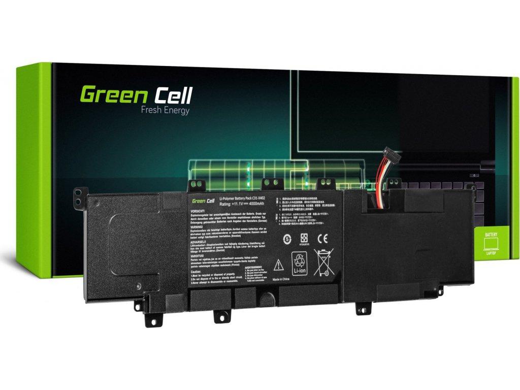 Batéria do notebooku Asus VivoBook S300 S300C S300CA S400 S400C S400CA X402 X402C
