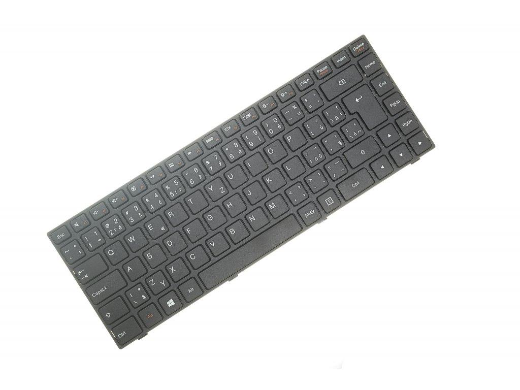 Klávesnica Lenovo IdeaPad 100 100 14IBD 100 14IBY SK CZ PK131EQ1A28 1