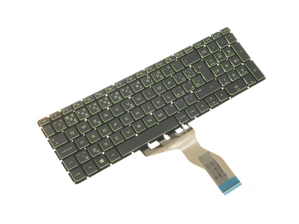 Keyboard for HP 17-g121wm 17-g161us 17-g199nr 17-g015dx 17-g101dx 17-g119dx 17-g127ds 17-g133cl 17-g192dx 17-g192nr 17-ab051sa 17-ab250sa 17-g 17-ab Series