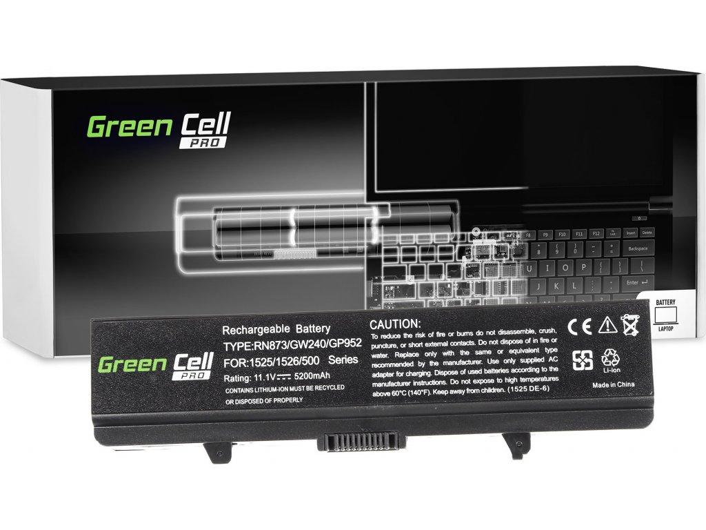 Batéria do notebooku Dell Inspiron 1525 1526 1545 1440 GW240 11.1V 6 cell
