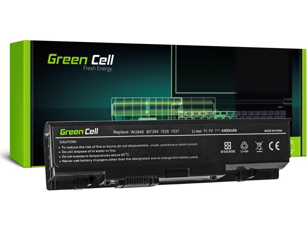 Batéria do notebooku Dell Studio 1500 1535 1536 1537 1555 1557 1558 WU946 11.1V 6 cell