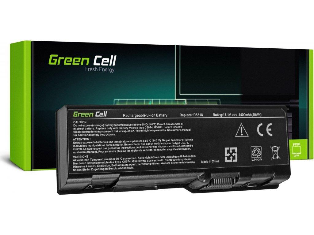 Batéria do notebooku Dell Inspiron 6000 9200 9300 9400 E1705 11.1V