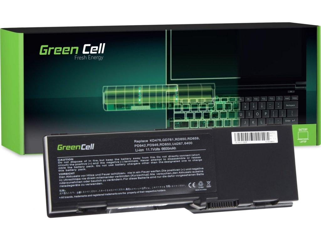 Batéria do notebooku Dell Inspiron 1501 6400 E1505 1000 11.1V 9 cell