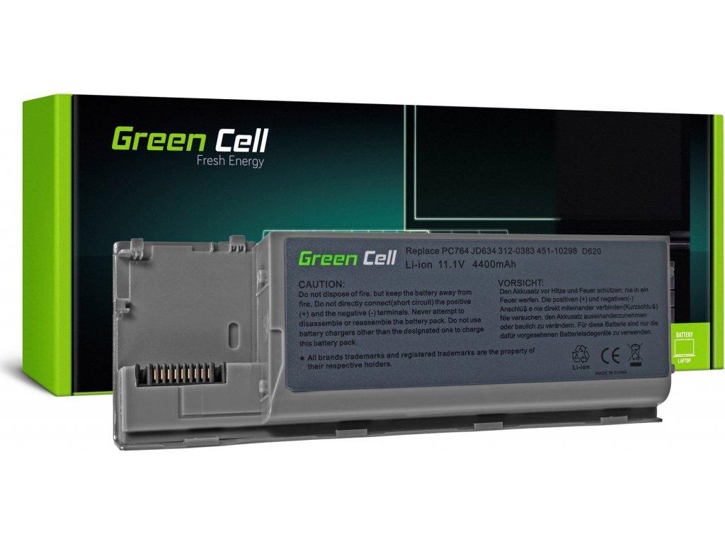 Batéria do notebooku Dell Latitude D620 D630 D631 M2300 KD489 312-0383 11.1V 6 cell