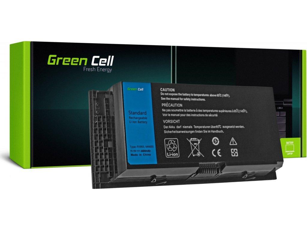 Batéria do notebooku Dell M4600 M4700 M6600 11.1V