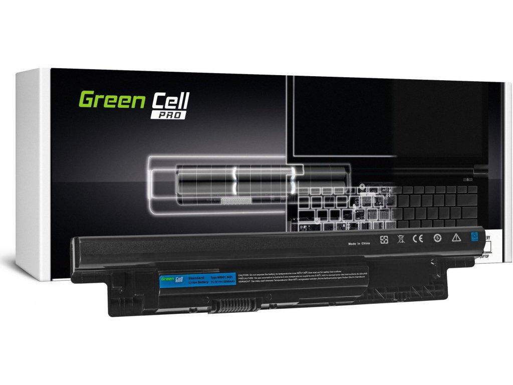 Green Cell PRO batéria do notebooku Dell
