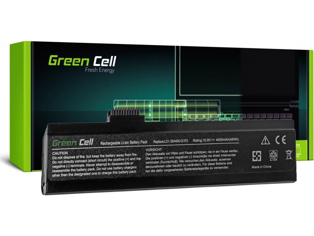 Batéria do notebooku Fujitsu-Siemens Amilo Li 1818 Li 1820 Uniwill L51 10.8V