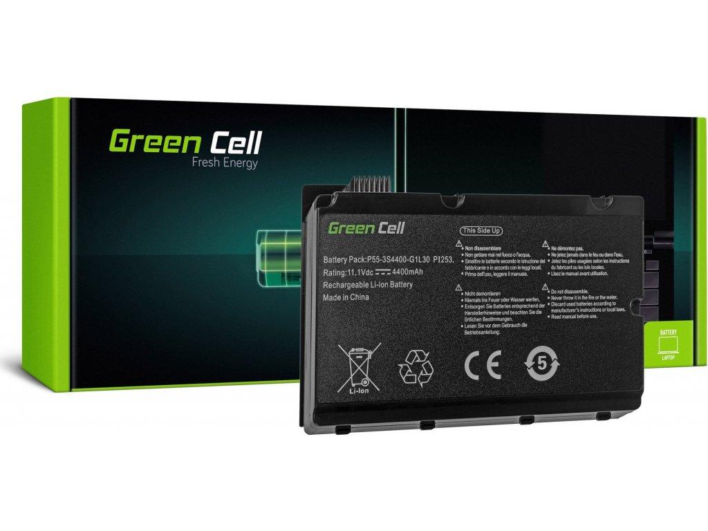 Batéria do notebooku Fujitsu-Siemens AMILO Pi2530 Pi2550 Pi3540 Xi2550 11.1V