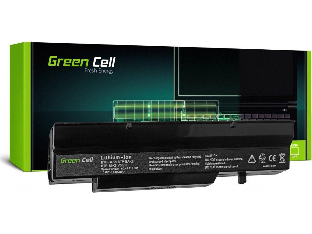 Batéria do notebooku Fujitsu-Siemens V3405 V3505 Li1718 Li2727 BTP-B4K8 10.8V 6 cell
