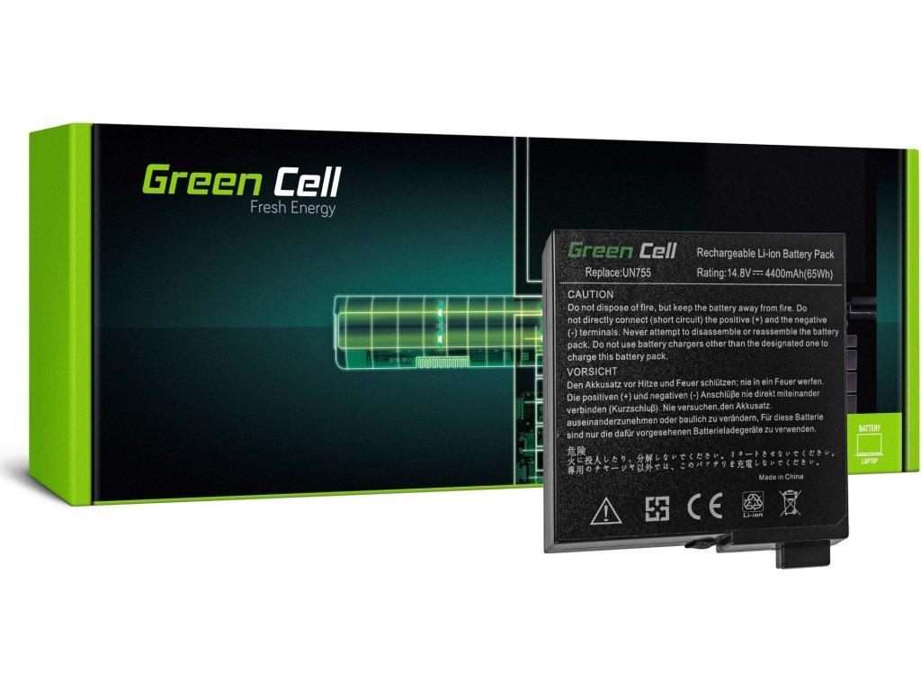 Batéria do notebooku Fujitsu-Siemens Amilo Uniwill 755-4S4000-S2S1 14.8V