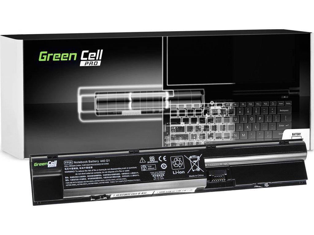 Batéria do notebooku HP ProBook 440 445 450 455 470 G0 G1 G2