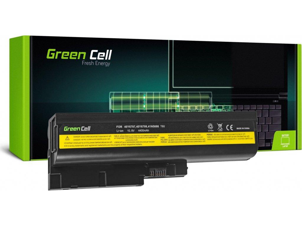 Batéria do notebooku Lenovo IBM Thinkpad T60p T61p R60e R61e R61i 10.8V 6 cell