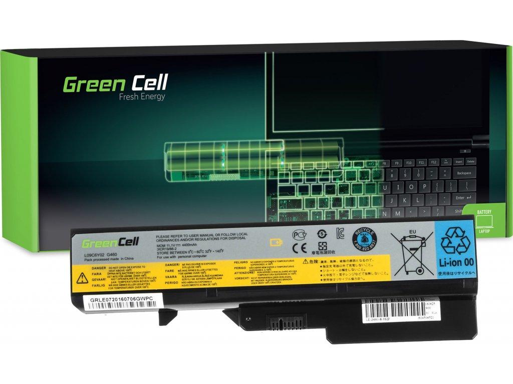 Batéria do notebooku Lenovo IdeaPad G460 G560 G770 Z460 10.8V