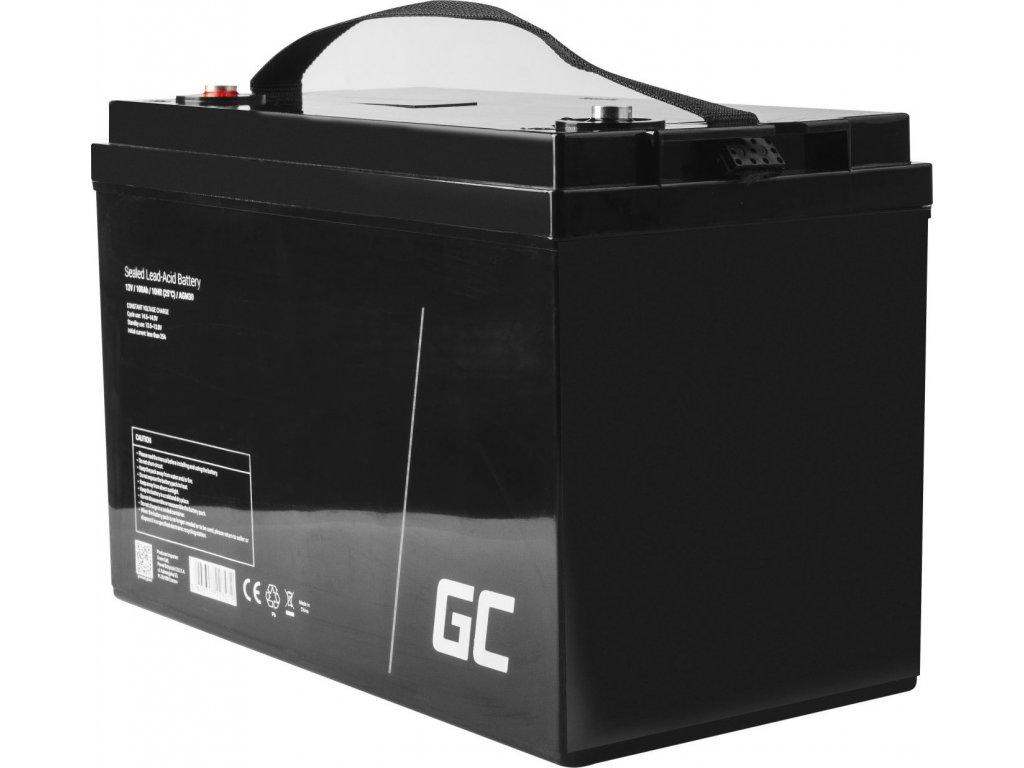 Batéria AGM VRLA 12V 100Ah