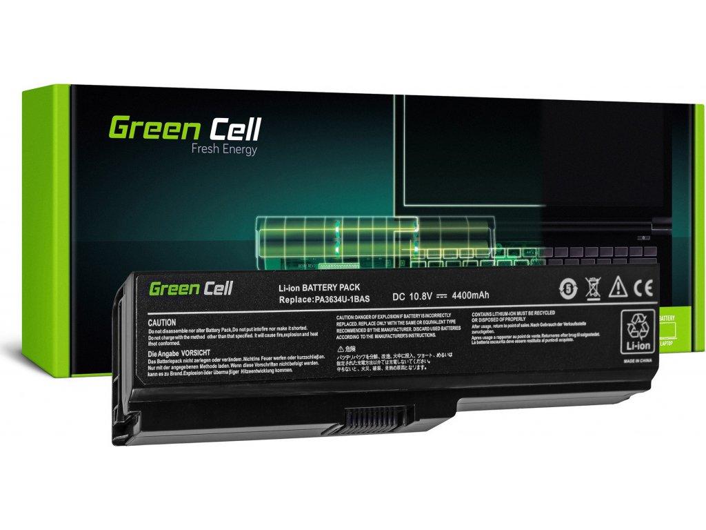 Batéria do notebooku Toshiba Satellite U500 L750 A650 C650 C655 10.8V 6 cell