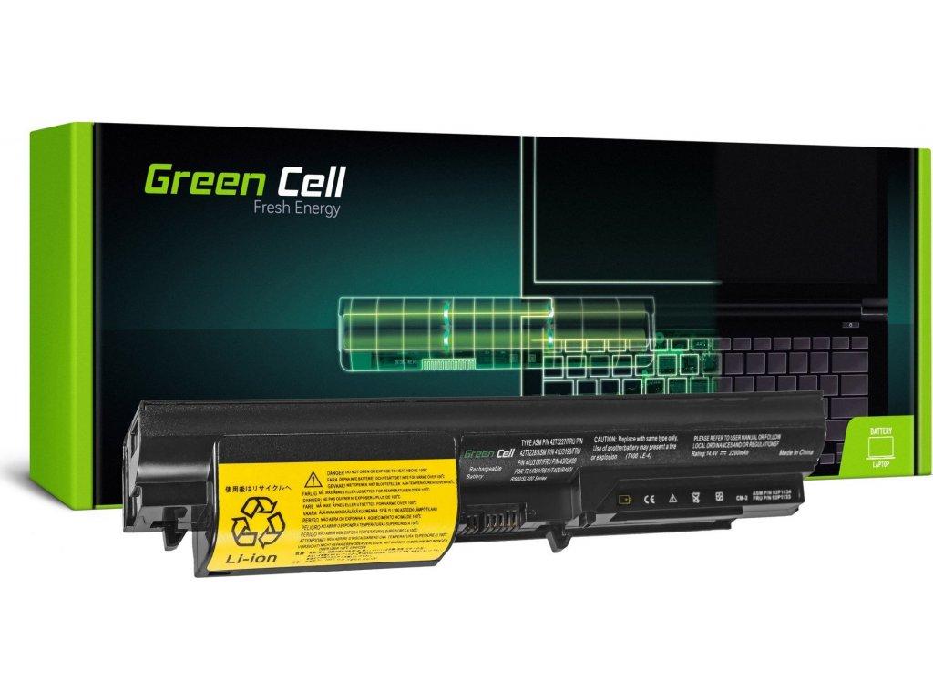 Batéria do notebooku Lenovo IBM Thinkpad T61 R61 T400 R400 WIDE 14.4V