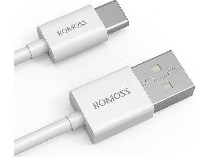 Kábel USB 2.0 TYPE-C Romoss