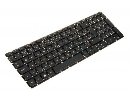 74592 klávesnica HP 15 AC 15 AF 250 G4 255 G4 256 G4 black CZ SK no frame 6