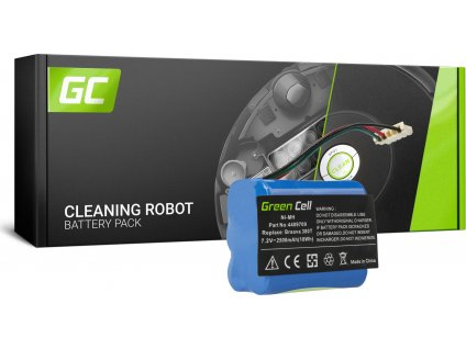 Batéria do vysávača iRobot Braava / Mint 380 380T 5200 5200B 5200C Plus 7.2V 2.5Ah
