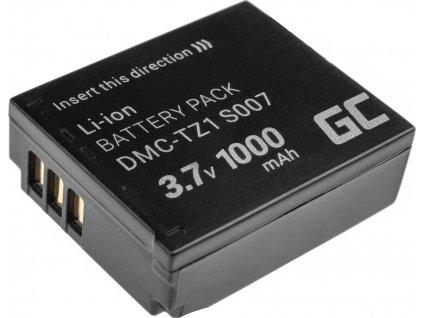 Batéria do fotoaparátu Panasonic Lumix DMC-TZ1 DMC-TZ2 DMC-TZ4