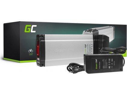 Batéria Green Cell 36V 11.6Ah 417.6Wh do elektrického bicykla e-Bike