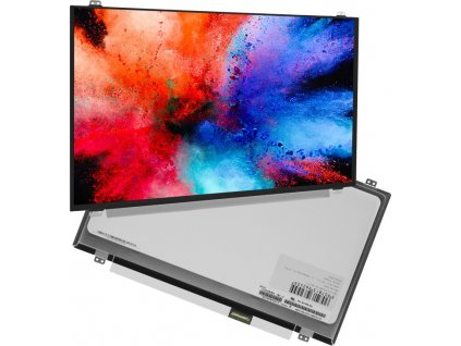 "LCD displej N140HCE-EAA vhodné pre 14"" notebook, 1920x1080 FHD, eDP 30 pin, matte, IPS"