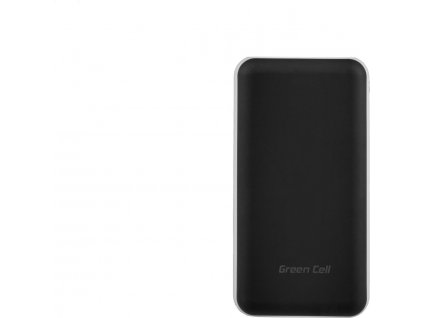 Power Banka Green Cell 30000mAh Qualcomm Quick Charge 3.0 čierna