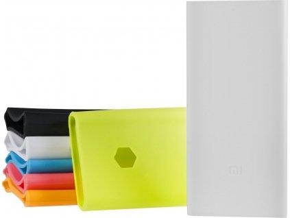 Zostava : Power banka Xiaomi 20000mAh 2C + silikónové puzdro Xiaomi