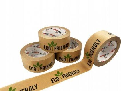 Papierová lepiaca páska Zero waste ECO friendly