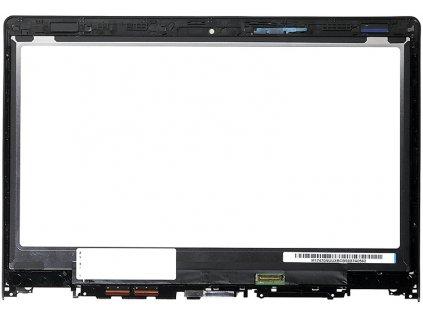 Displej  Lenovo Yoga 700-14 ISK 3-14 LCD+dotyk +rámik