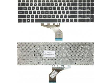 SK/CZ klávesnica HP HP 250 G7, HP 255 G7.HP 15-da0000, 15-da1000, 15-da2000