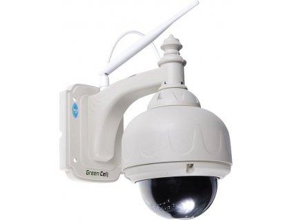 Kamera IP Green Cell CM31 externá WI-FI HD 720P 16GB