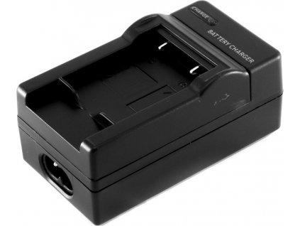 Nabíjačka pre batérie EN-EL10do fotoaparátov Nikon S60 S80 S200 S210 S220 S500 S520 S3000