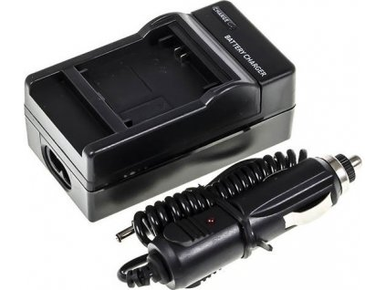 Duálna nabíjačka pre batérie GoPro HD Hero 3 AHDBT-201 AHDBT-301