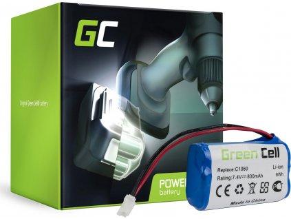 Batéria do Aku náradia kosačky Gardena C 1060 Plus Solar