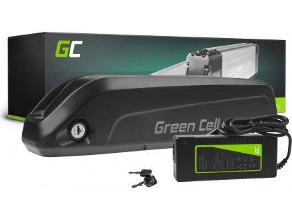 Batéria do elektrického bicykla 36V 10.4Ah 374Wh Down Tube