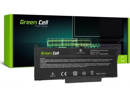 Batéria F3YGT pre Dell Latitude 7280 7290 7380 7390 7480 7490