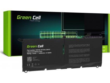 Batéria DXGH8 pre Dell XPS 13 9370 9380, Dell Inspiron 13 3301 5390 7390, Dell Vostro 13 5390
